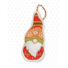 Набор для изготовления новогодней игрушки Luca-S  JK012