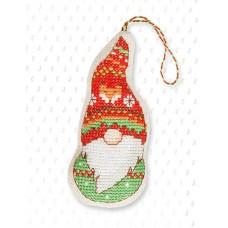 Набор для изготовления новогодней игрушки Luca-S  JK011