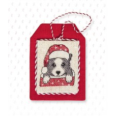 Набор для изготовления новогодней игрушки Luca-S  JK003