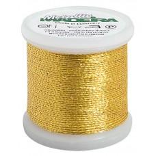 METALLIC меттализированная нить Gold 33 (517) Madeira