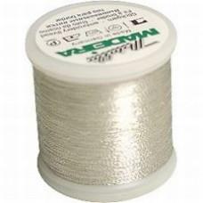 METALLIC меттализированная нить Silver 30 (115) Madeira