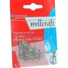 Крючки и петли Wellcraft
