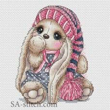 """Набор для вышивания Sa-Stitch """"Зайка Гномик"""""""