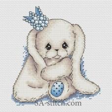 """Набор для вышивания Sa-Stitch """"Зайка Принцесса"""""""