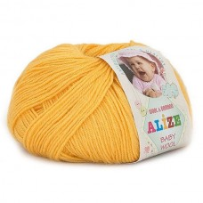 Alize Baby Wool №216 жовтый