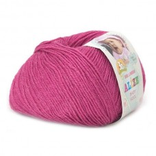 Alize Baby Wool №489 малина