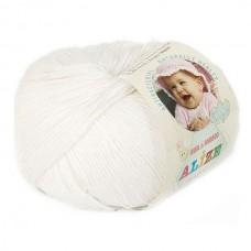 Alize Baby Wool №55 белый