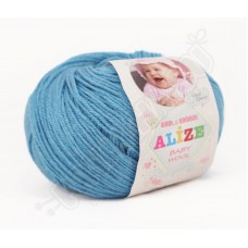 Alize Baby Wool №245 бирюза