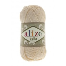 Alize Bella №01 молоко