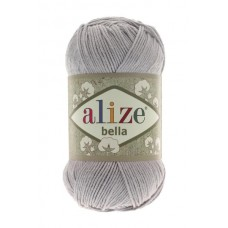Alize Bella №21 светло-серый