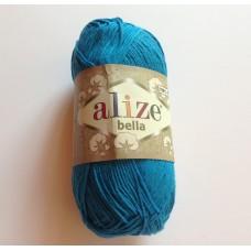 Alize Bella №387 изумрудный