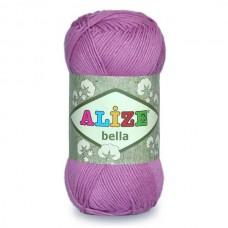 Alize Bella №45 темно фиолетовый
