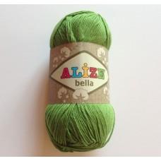 Alize Bella №492 зеленый