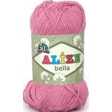 Alize Bella №198 темно-розовый