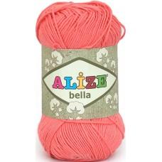 Alize Bella №619 коралл
