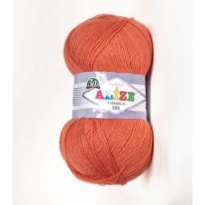 Alize LANAGOLD 800 №154 коралловый