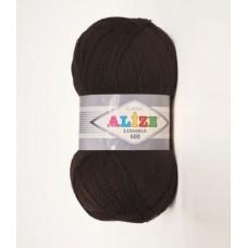 Alize LANAGOLD 800 №26 коричневый